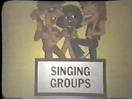 Singing Groups