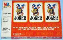 Joker Joker Joker Home Game!