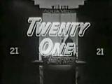 Twenty One 1956