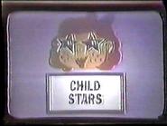 Child Stars