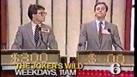 WPVI The Joker's Wild promo, 1985