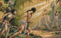 Stone Age Humans of Pellucidar