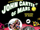John Carter: Warlord of Mars (Marvel)