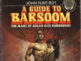 A Guide To Barsoom