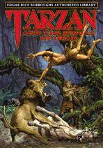 Jusko Tarzan and the Jewels of Opar