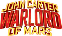 John Carter Warlord of Mars (Dynamite) logo