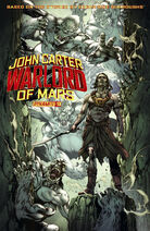 White Ape - John Carter, Warlord of Mars