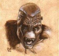 Burton White Ape