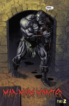 Wounded Black Martian Hormad - John Carter, Warlord of Mars
