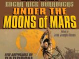 New Adventures on Barsoom