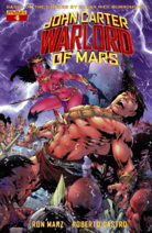 John Carter Warlord of Mars (Dynamite) 6 cover