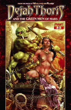 Dejah Thoris and the Green Men of Mars Issue 3