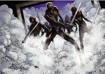 Group of Morgors - John Carter, Warlord of Mars