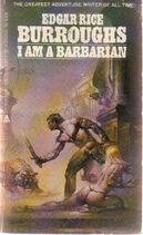 I Am a Barbarian Vallejo