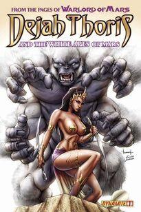 Dejah-White-Ape