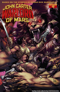 John Carter: Warlord of Mars 12