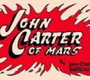 John Carter of Mars (Sunday Strips)