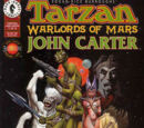 Tarzan/John Carter: Warlords of Mars