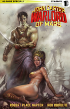 Warlord of Mars -special