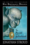 The Amulet of Samarkand - US edition