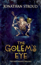 The Golem's Eye - UK first edition