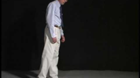 Abnormal Gait Exam Neuropathic Gait Demonstration