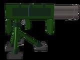 Deployable Rocket Launcher