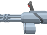 Short Barreled Minigun