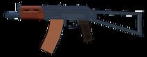 AKS74U Silver