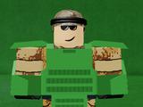 Light Armor Suit