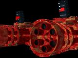 Dual Chaingun-Flame