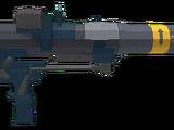 Lock-On Rocket Launcher
