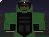 Anti-Explode Armor Suit