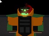 Halloween Armor