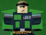 Uber VIP Armor Suit