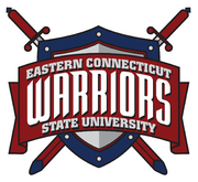Eastern Connecticut State University Warriors Logo