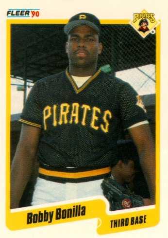 Bobby Bonilla Baseball Wiki Fandom Powered By Wikia