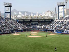 Changwon Masan Ballpark
