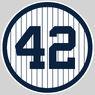 YankeesRetired42