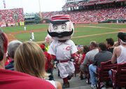 Mr. Redlegs