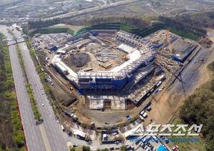 Daegu Samsung Lions Park May 2015