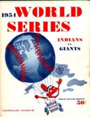 1954 World Series