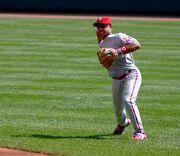 Baseball second baseman 2004