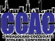 Chicagoland Collegiate Athletic Conference logo