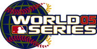 World Series Logo 2005