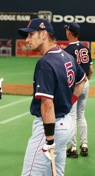 Nomar Garciaparra Baseball Wiki Fandom Powered By Wikia