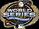 2003 World Series