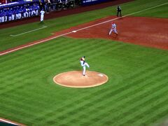 Dontrelle Willis, World Baseball Classic, Angel Stadium, Anaheim, USA