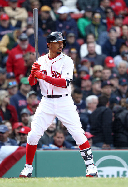 Mookie Betts Baseball Wiki Fandom Powered By Wikia