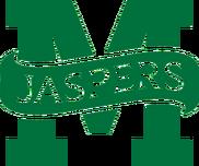 Manhattan Jaspers 2015 logo